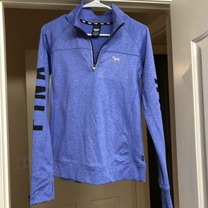 Worn only once — Pink Brand Athletic Pull Over